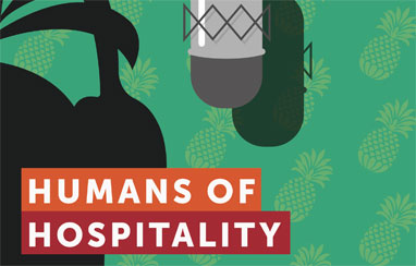 The Humans of Hospitality podcast