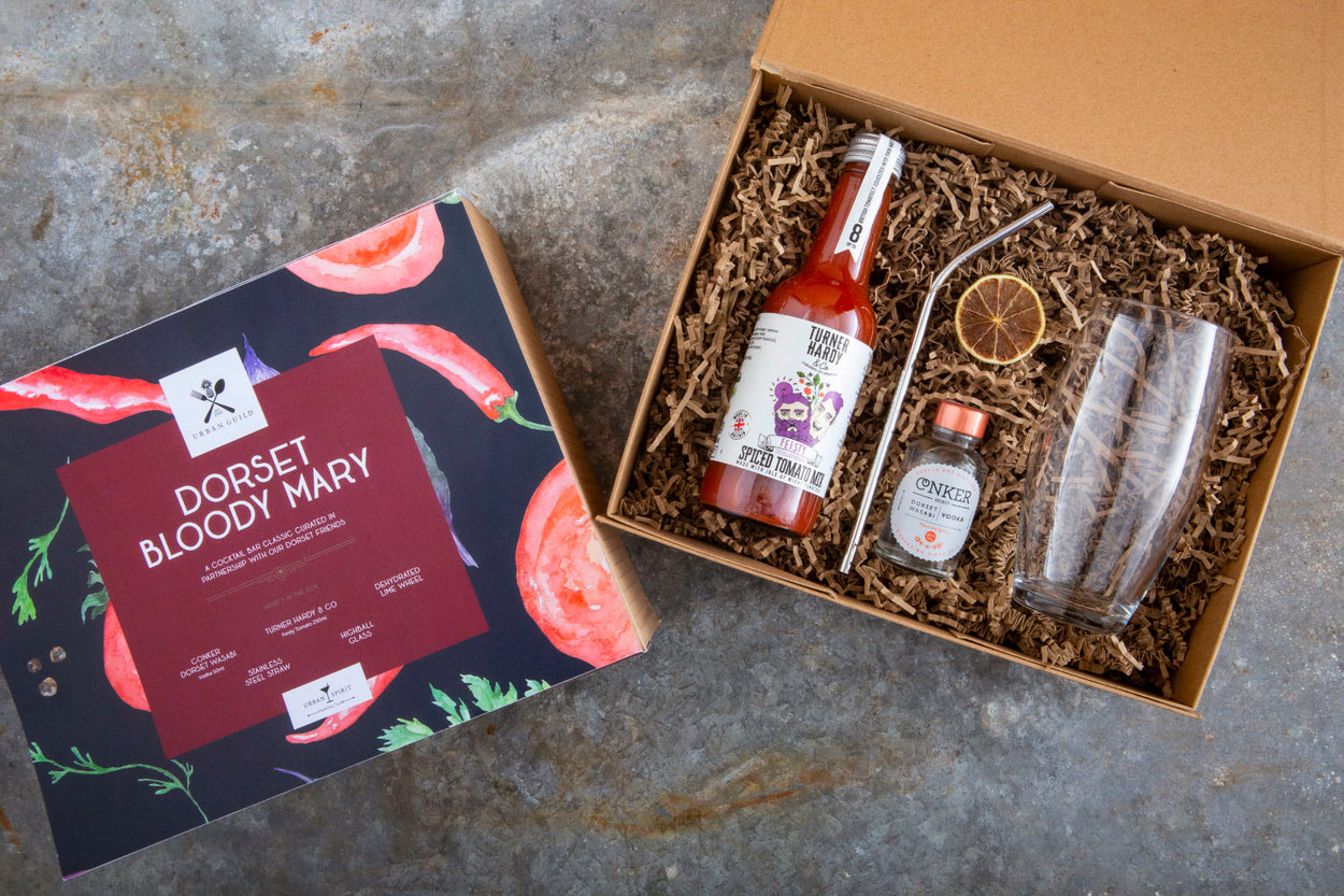 Dorset Bloody Mary Cocktail Kit