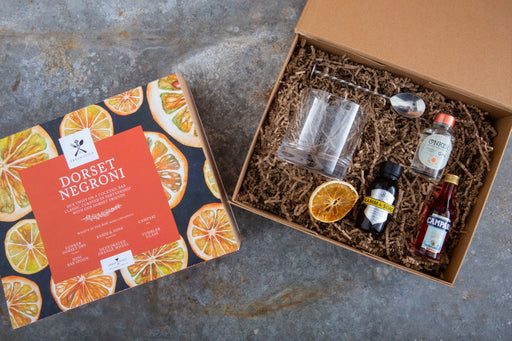 Dorset Negroni Cocktail Kit