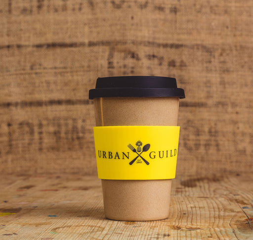 Eco Coffee Cup [+save 20p per hot drink in venue]