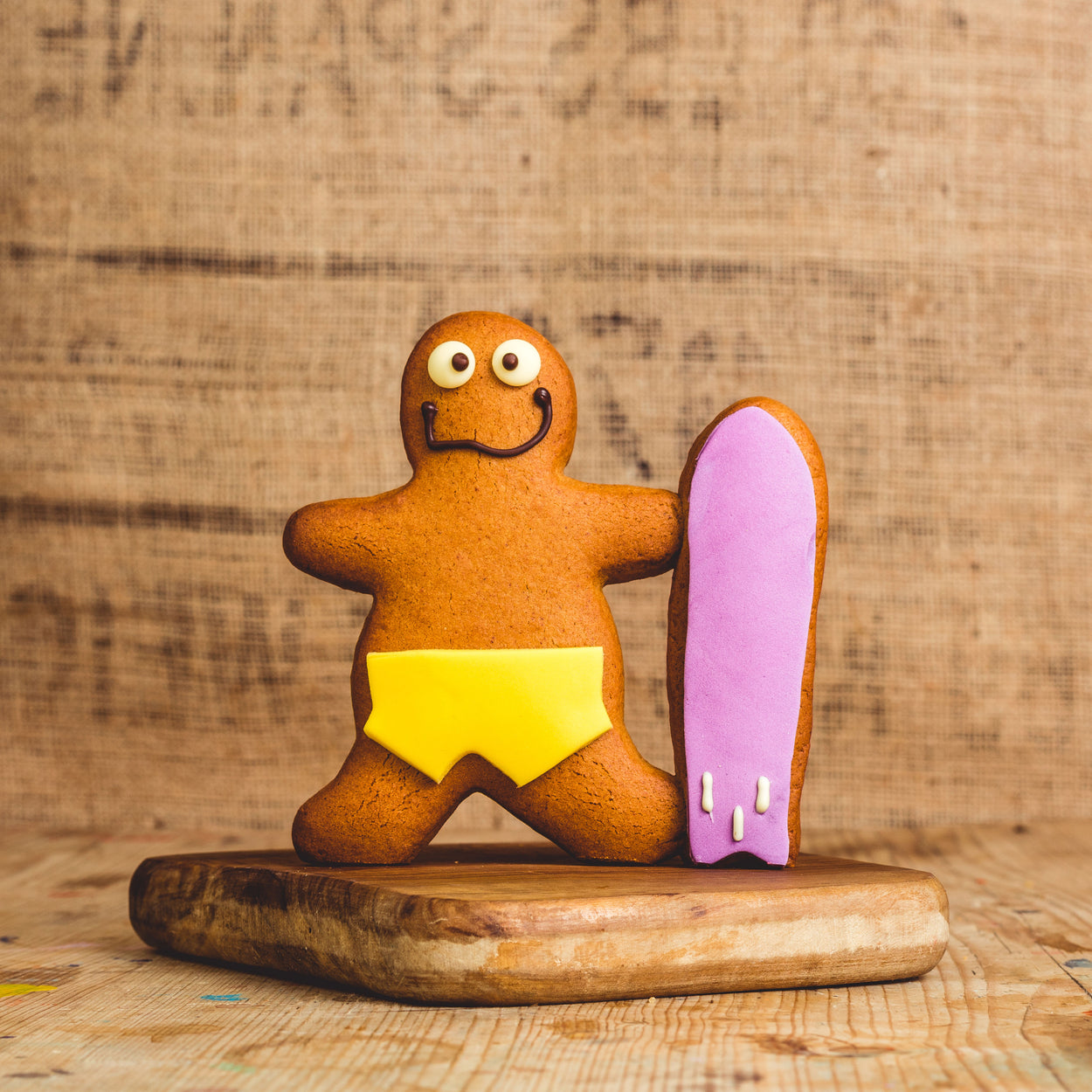 Gingerbread Friend