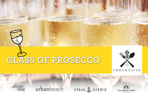 Glass of Prosecco - Gift