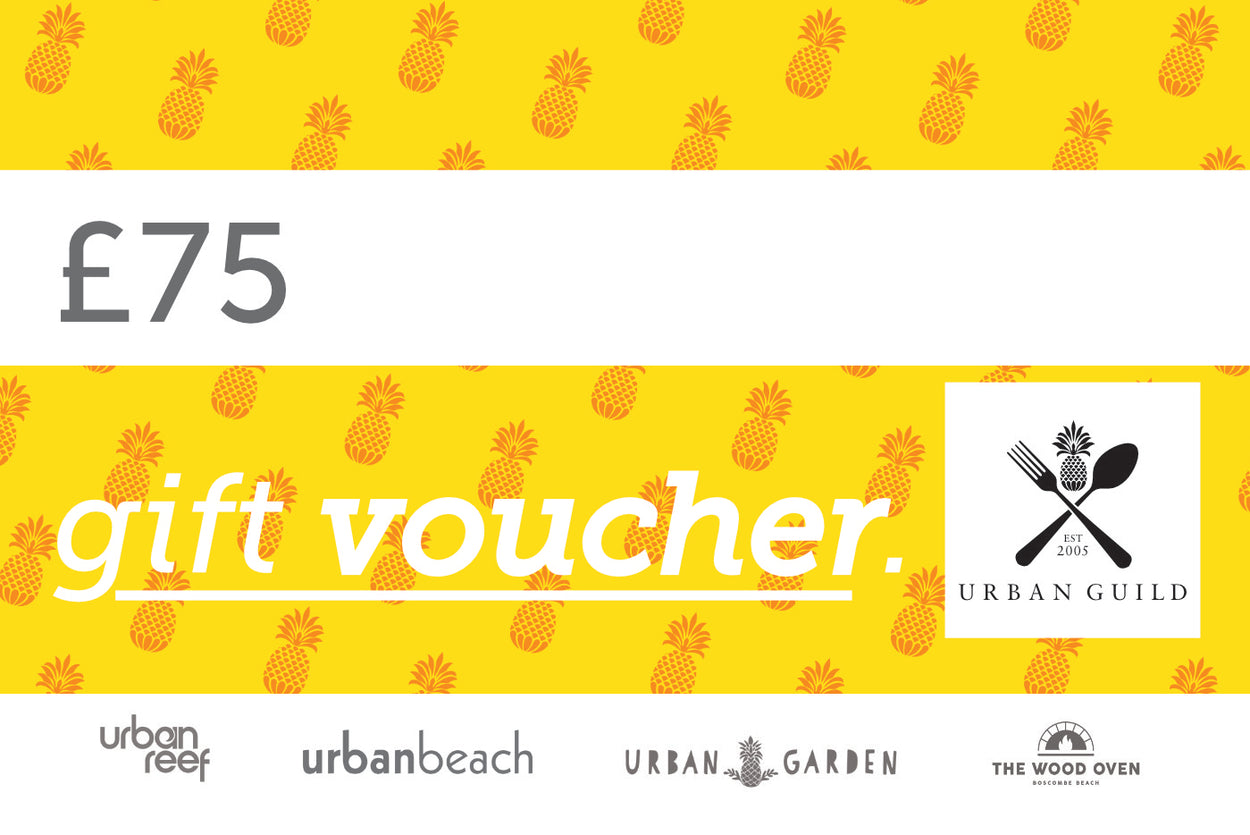 Urban Guild Gift Voucher