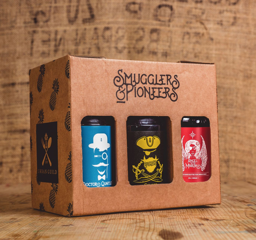 Craft Beer Can Gift Box