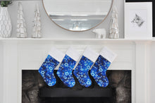 Star of David Chanukah Stocking
