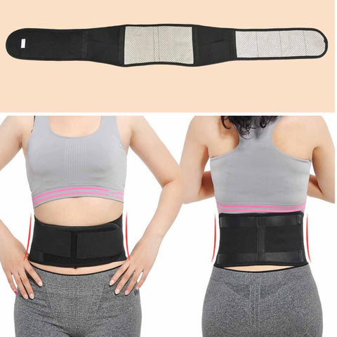 Adjustable Self-heating Magnetic Therapy Waist Belt   Smart Outdoor Store