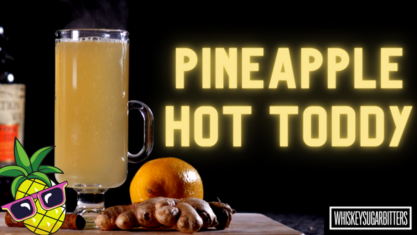 Pineapple Hot Toddy