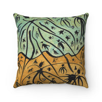 Natives Square Pillow Case
