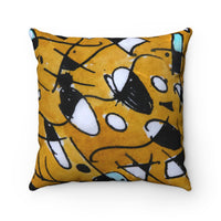 Oh Miro Square Pillow