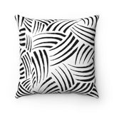 Claw Square Pillow