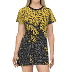 Jungle T-Shirt Dress