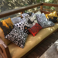 Jungle Small Pillow