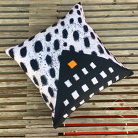 Pyramid Square Pillow Case