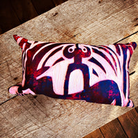 Horsewoman Small Pillow