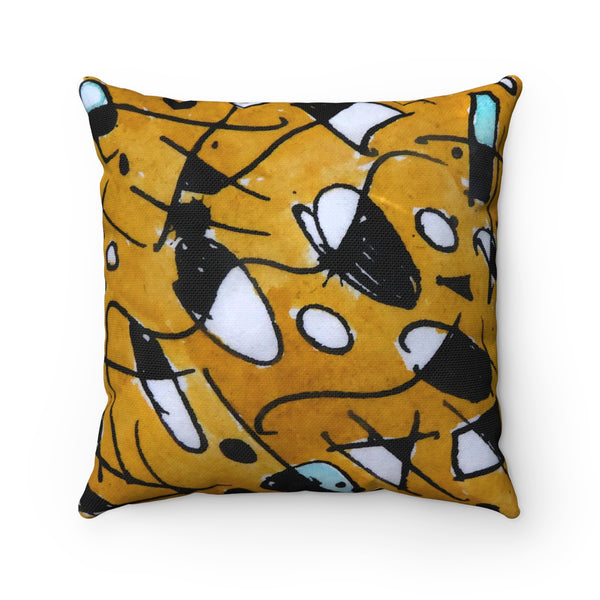 Oh Miro Square Pillow Case