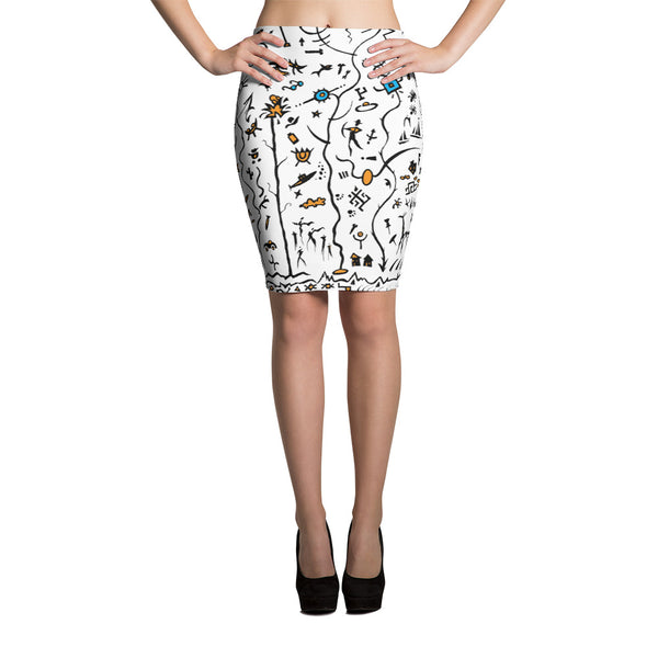 Activity Pencil Skirt