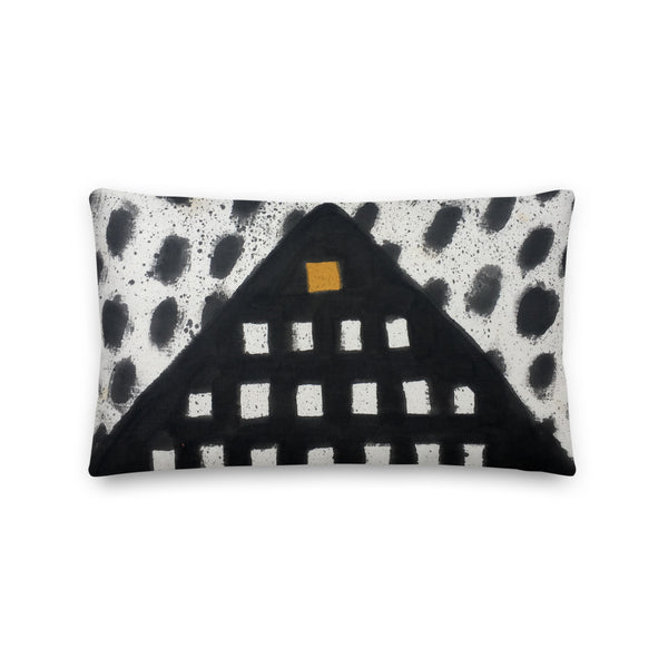 Pyramid Small Pillow
