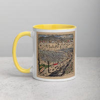 Malibu Mug with Color Inside