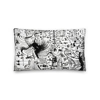 Tribaltown Small Pillow