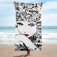 A Looker Towel