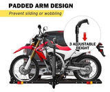 Motorcycle / Dirt Bike Carrier Arm Support & Tail Lights