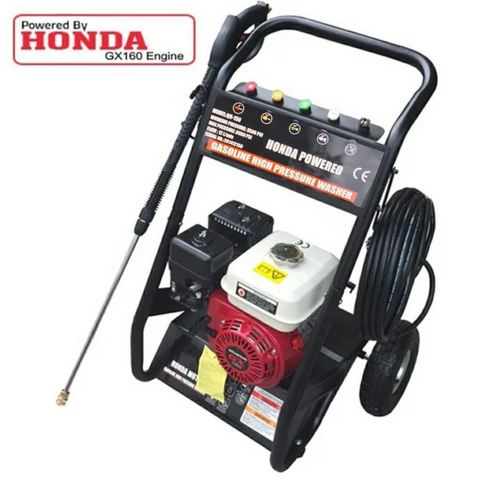 Honda Gx160 Pressure washer 5.5Hp Commercial Grade