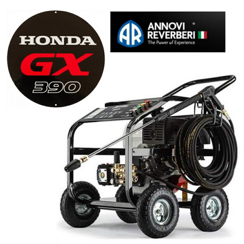 Honda gx390 13hp 5000psi Pressure Washer With Italian Pump