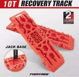 10Ton Recovery Tracks With Jack Base