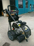 10Hp 4800psi Commercial Pressure Washer With 30m Hose Reel