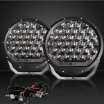 New Osram 9 inch Led Spot Lights With Drl 1lux @1980m
