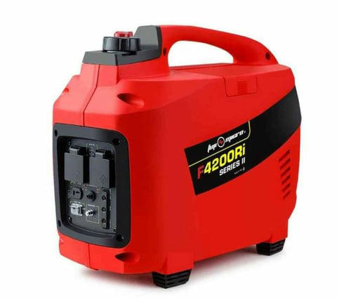 2700W Pure Sine Wave Portable Camping Petrol Inverter Generator