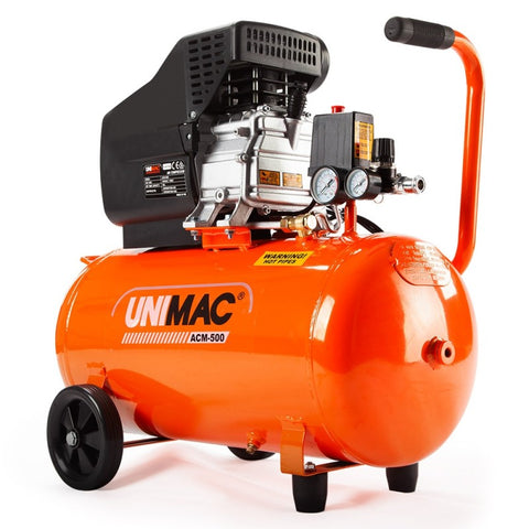 Portable Electric Air Compressor 50L 3.5HP Direct Drive