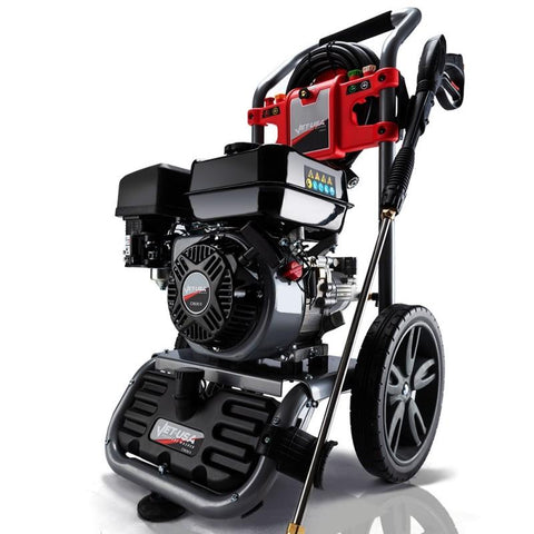 7HP 4800PSI Petrol Powered High Pressure Washer