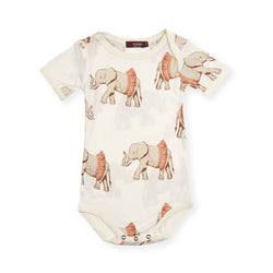 Bamboo One Piece - Tutu Elephant