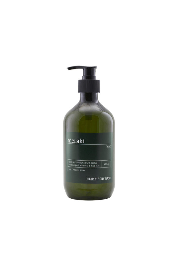 Mens Hair & Body Wash