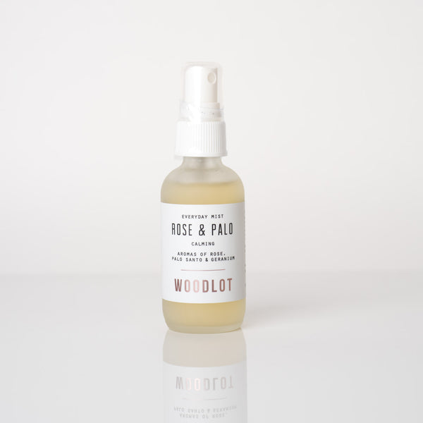 Rose and Palo Santo Everyday Mist
