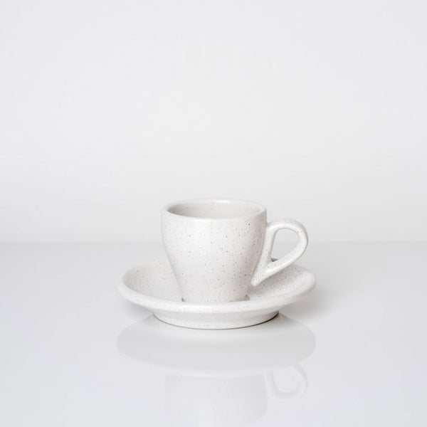 The Standard Espresso CUP & SAUCER - Shell