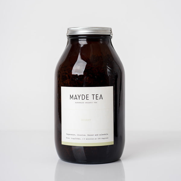 Mayde Tea | Digest