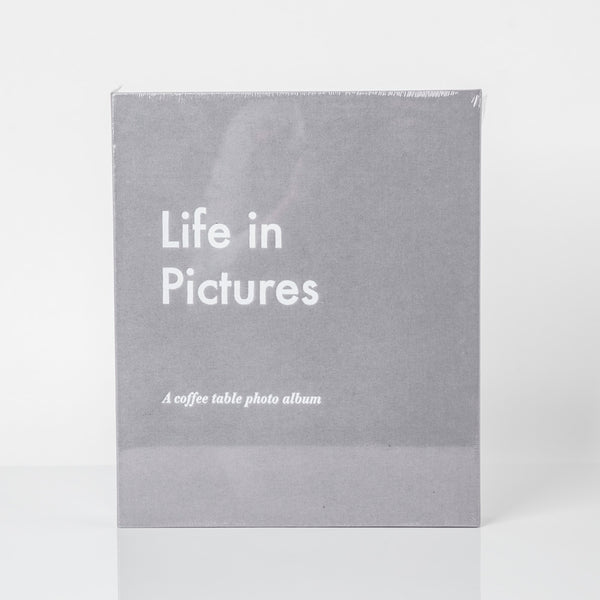 Life in Pictures | Photo Album Medium