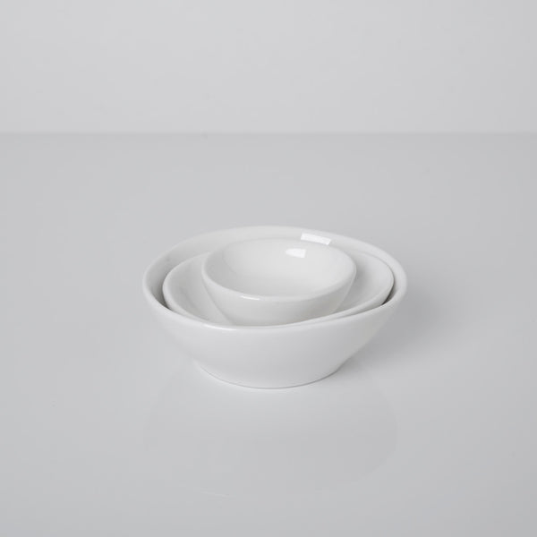 Mason Mini Dish - White