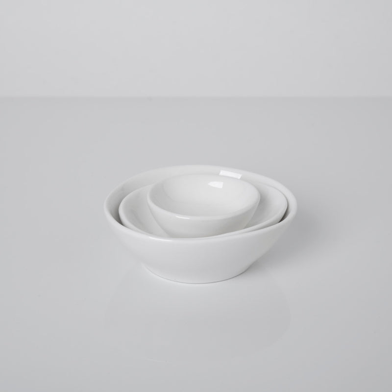 Mason Large Dish | White