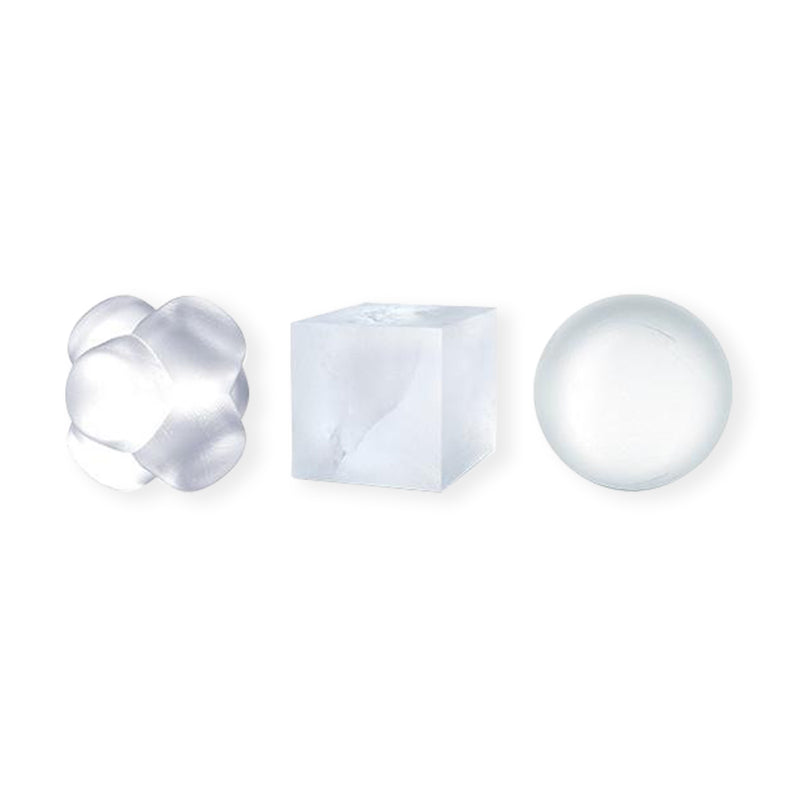 Mixology Ice Molds Set of 3