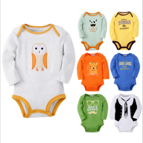Baby Long Sleeves - mommythingz