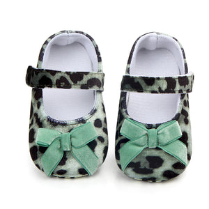 Leopard Print with Bow - mommythingz