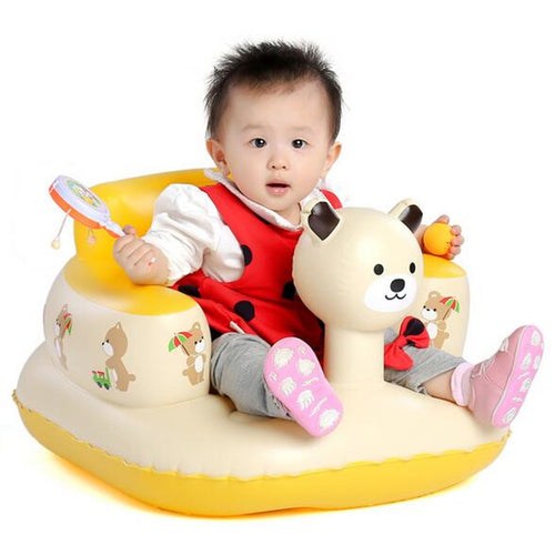 Inflatable Baby Chair 3M-24M - mommythingz