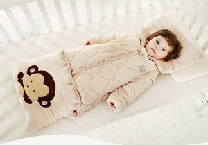 Organic Cotton sleeping bag - mommythingz