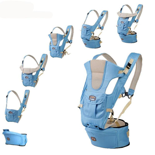 New 6 in 1 toddler ergonomic baby carrier - mommythingz