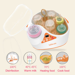 Multi functional Baby Bottle & Food Warmer - mommythingz