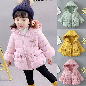 Candy Style Hooded Coat - mommythingz