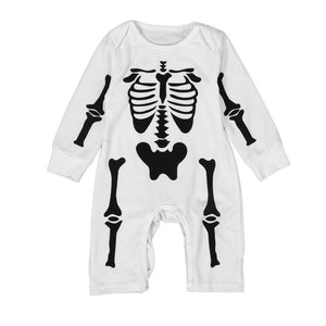 Bone Print Jumpsuit - mommythingz